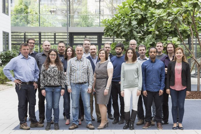 Participants of the 2nd Plenary Meeting of the Q-Rapids project held at Fraunhofer IESE