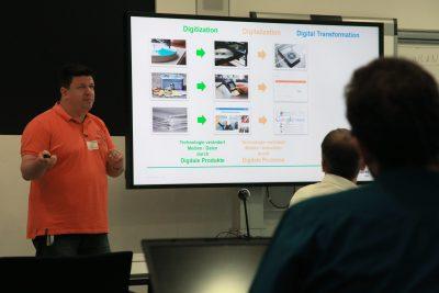 Fraunhofer IESE und neue Arbeitsmodelle in der Digitalisierung