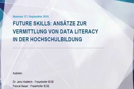 Fraunhofer IESE - Ansätze zur Vermittlung von Data Literacy