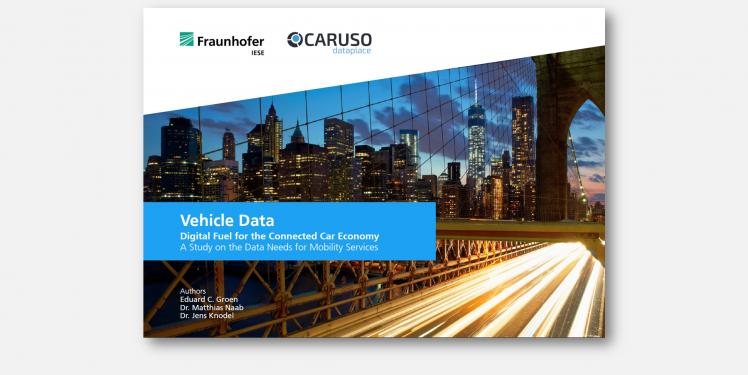 Fraunhofer IESE - digitalen Kraftstoff für vernetzte Mobilität