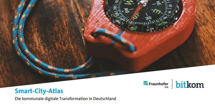 Fraunhofer IESE - Smart City Atlas veröffentlicht