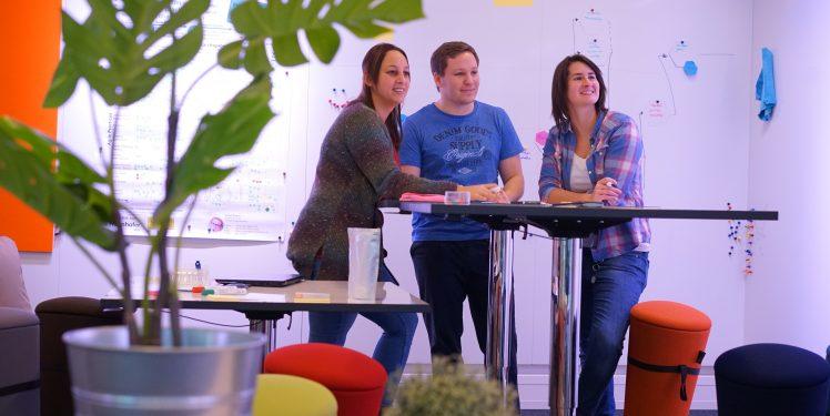 Fraunhofer IESE - Agiler Wandel in Unternehmen (Agile Transition)