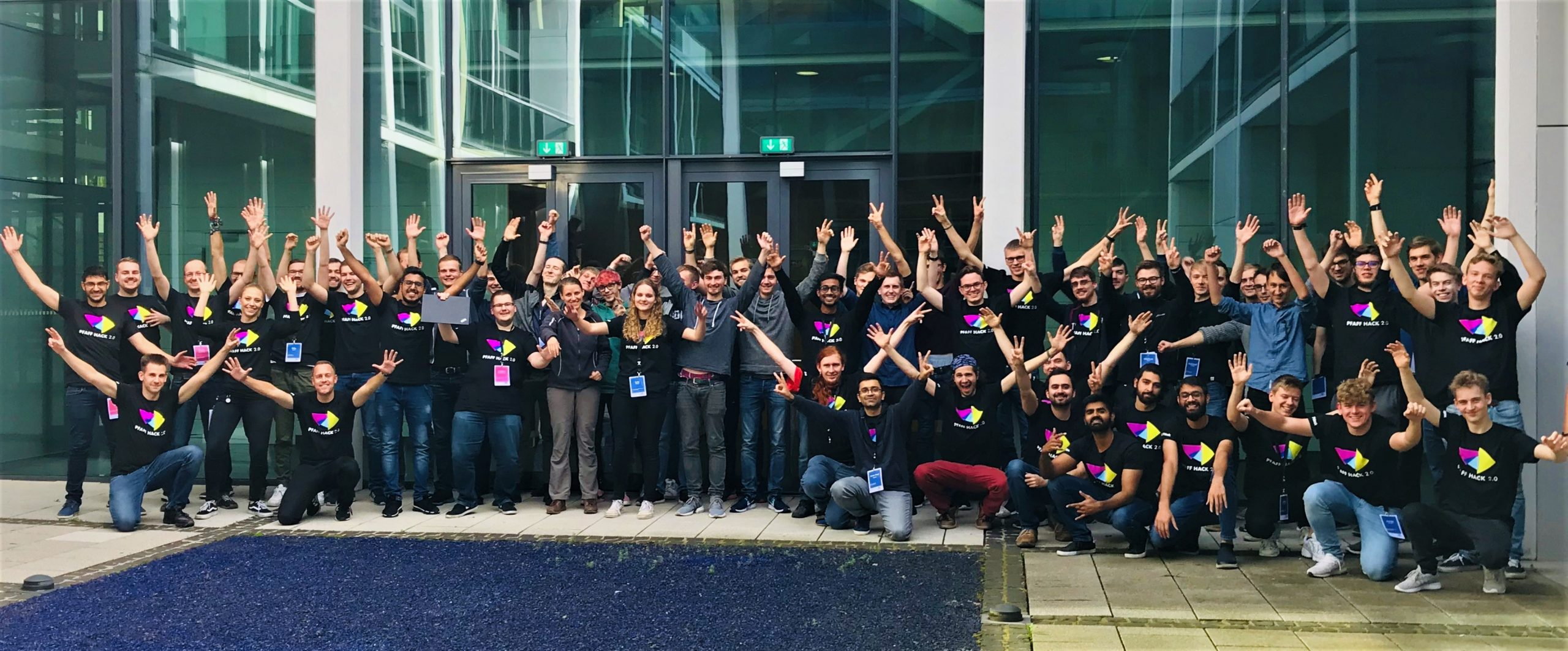 Fraunhofer IESE – Teilnehmende PFAFF HACK 2019