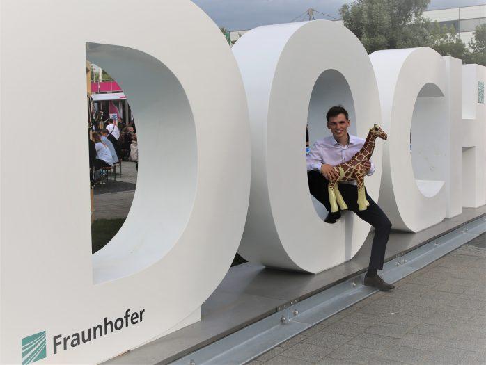 Fraunhofer IESE - CEBIT 2019