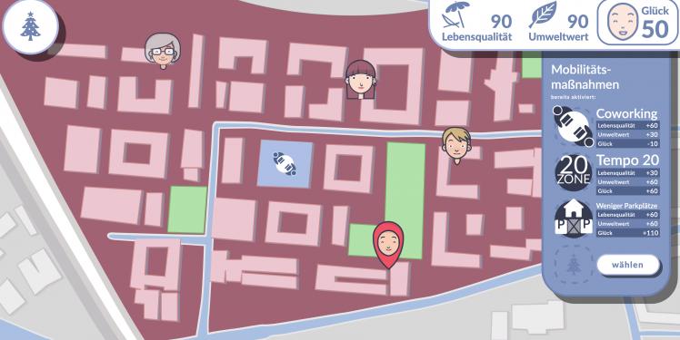 MiniLautern – Nachhaltige Mobilität spielerisch entdecken