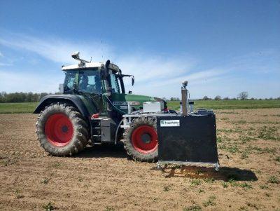 Neue Sensor-Technologien kommen beim Smart Farming immer häufiger zum Einsatz.