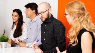 Das Rapid Innovation Lab als Ort für Innovation Engineering am Fraunhofer IESE